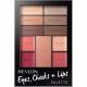 Revlon Eyes, Cheeks + Lips Makeup Palette 15,64gr 100 Romantic Nudes Combo: Complete Make-up Palette