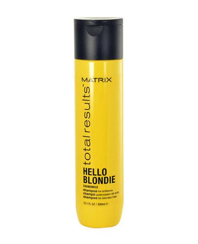 Matrix Total Results Hello Blondie Chamomile Shampoo 300ml (Blonde Hair)
