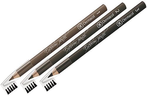 Dermacol Eyebrow Pencil No.2 1,6gr