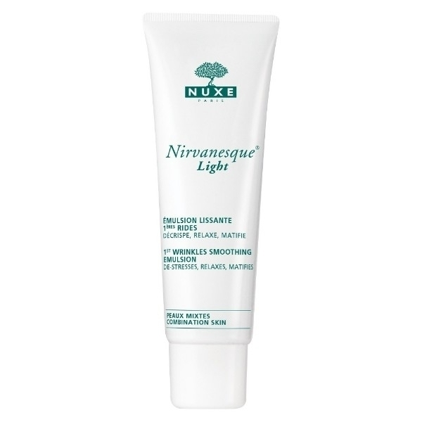 Nuxe Nirvanesque Light Smoothing Emulsion Day Cream 50ml (First Wrinkles - Mixed)