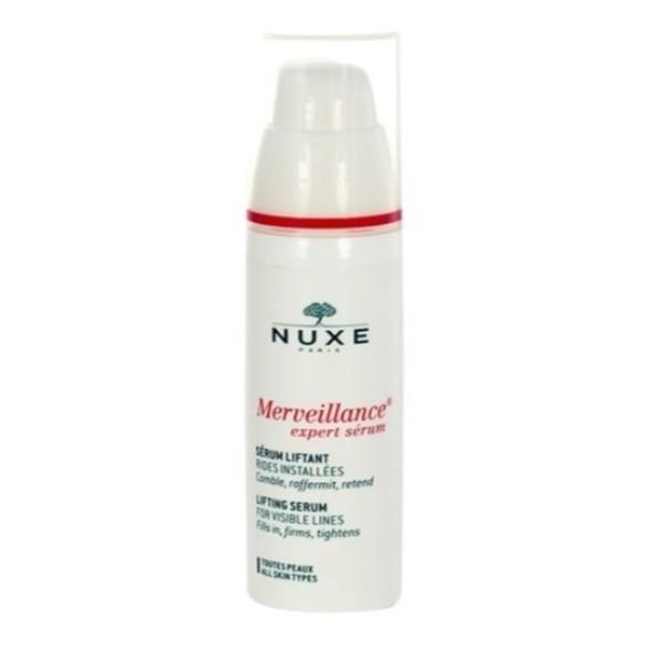 Nuxe Merveillance Lifting Serum For Visible Lines Skin Serum 30ml (All Skin Type oμορφια   πρόσωπο   serum