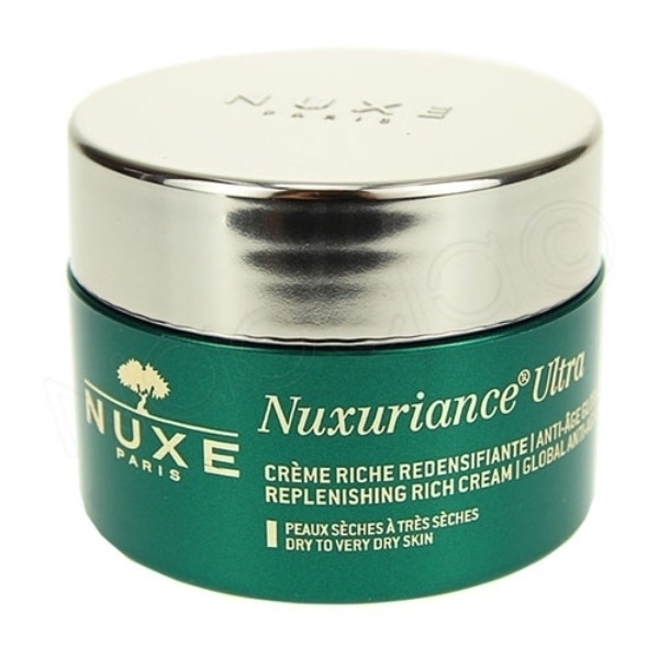 Nuxe Nuxuriance Ultra Replenishing Rich Cream Day Cream 50ml (Dry - Very Dry - Wrinkles)