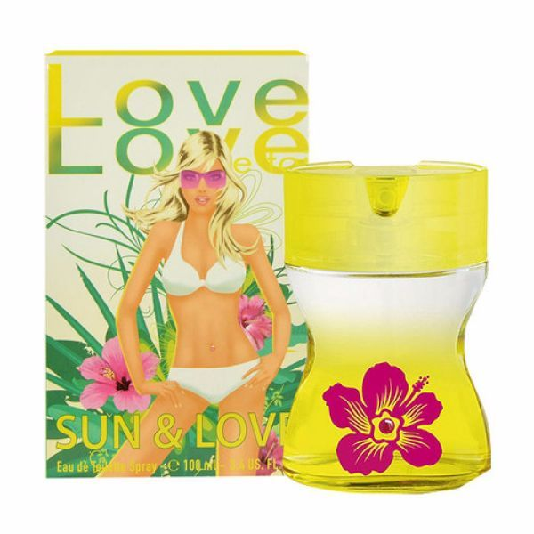 Morgan Sun & Love Eau De Toilette 100ml