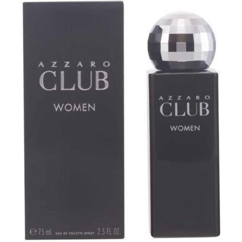 Azzaro Club Women Eau De Toilette 75ml