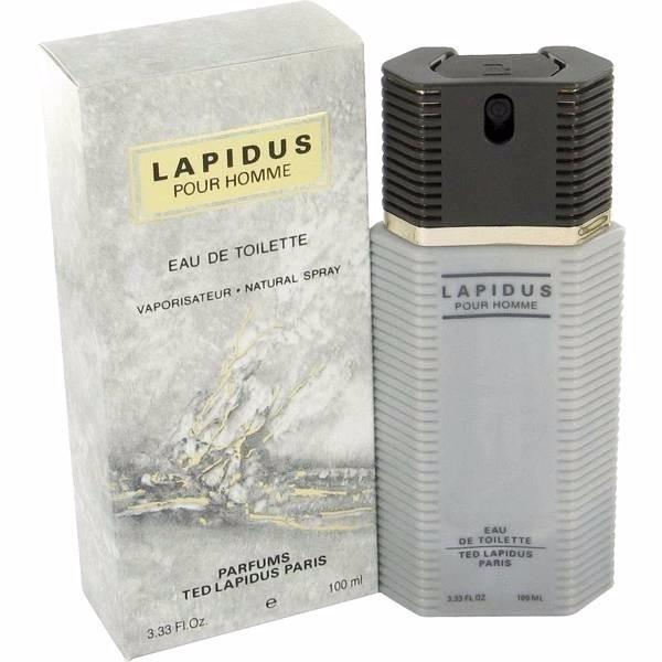 Ted Lapidus Lapidus Pour Homme Eau De Toilette 100ml
