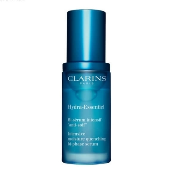 Clarins Hydra-essentiel Bi-phase Skin Serum 30ml (Normal - Dry - For All Ages)