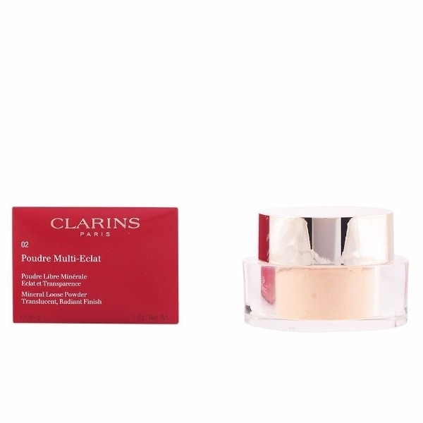 Clarins Multi-eclat Loose Powder 30gr 02 Medium