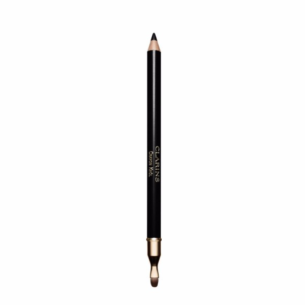 Clarins Eye Pencil Eye Pencil 1,2gr Waterproof 01 Black
