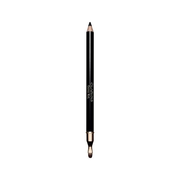 Clarins Long-lasting Eye Pencil Eye Pencil 1,05gr 01 Carbon Black oμορφια   μακιγιάζ   μακιγιάζ ματιών   μολύβια ματιών