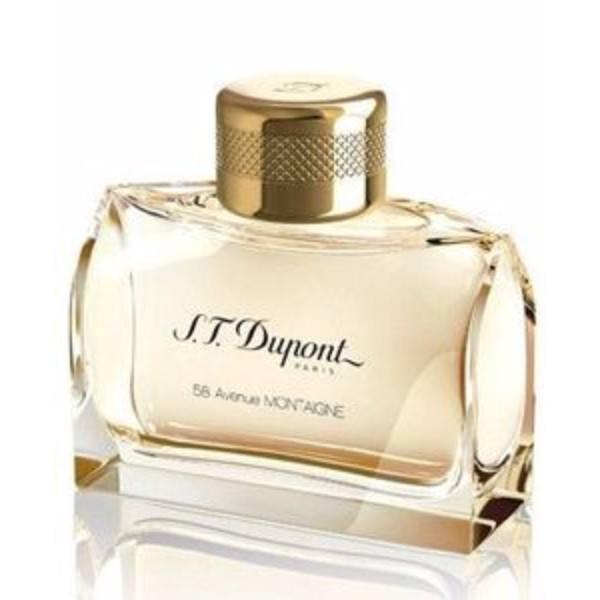 S.t. Dupont 58 Avenue Montaigne Eau De Parfum 5ml