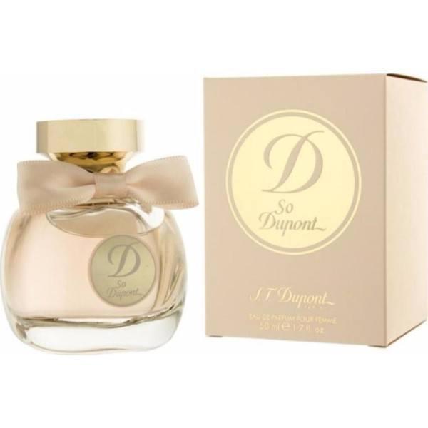 S.t. Dupont So Dupont Pour Femme Eau De Parfum 50ml