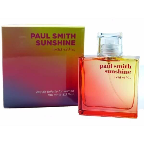 Paul Smith Sunshine Eau De Toilette 2015 100ml