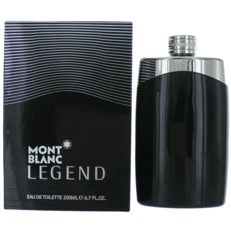 Mont Blanc Legend For Men Eau De Toilette ( Exclusive Big Package ) 200Ml