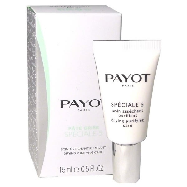 Payot Pate Grise Speciale 5 Facial Gel 15ml (Oily - Mixed - For All Ages)
