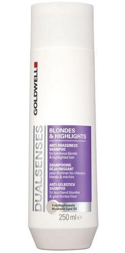 Goldwell Dualsenses Blondes Highlights Shampoo 250ml oμορφια   μαλλιά   φροντίδα μαλλιών   σαμπουάν