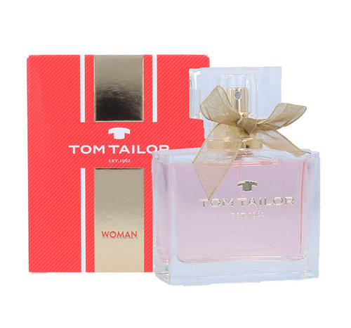Tom Tailor Urban Life Eau De Toilette 50ml