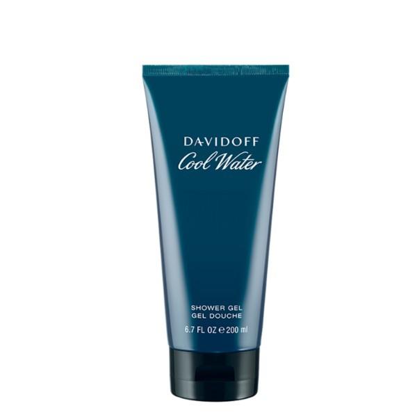 Davidoff Cool Water Shower Gel 200ml oμορφια   σώμα   aφρόλουτρα