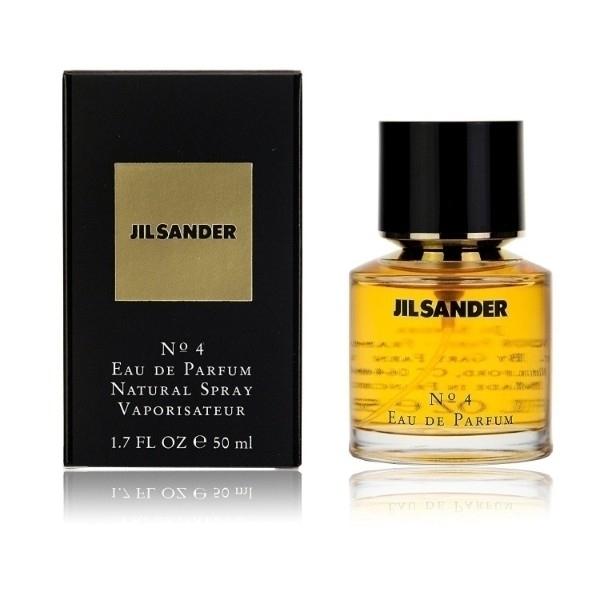 Jil Sander No.4 Eau De Parfum 50ml