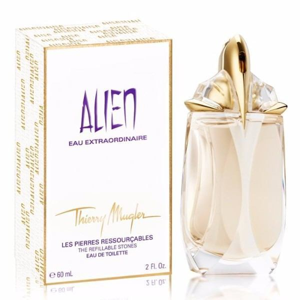 Thierry Mugler Alien Eau Extraordinaire Eau De Toilette 60ml Refillable