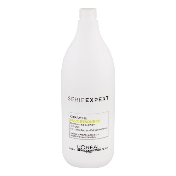 L/oreal Professionnel Serie Expert Pure Resource Shampoo 1500ml (Oily Hair)