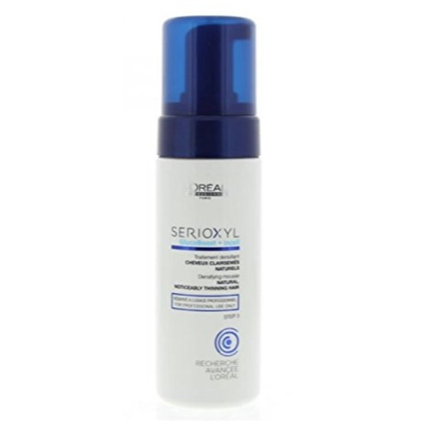 Loreal Serioxyl 1 Mousse Natural Hair 125ml