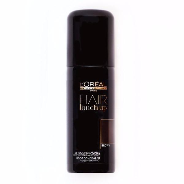 Loreal Hair Touch Up Spray Brown 75ml oμορφια   μαλλιά   βαφή μαλλιών   κάλυψη αραίωσης μαλλιών