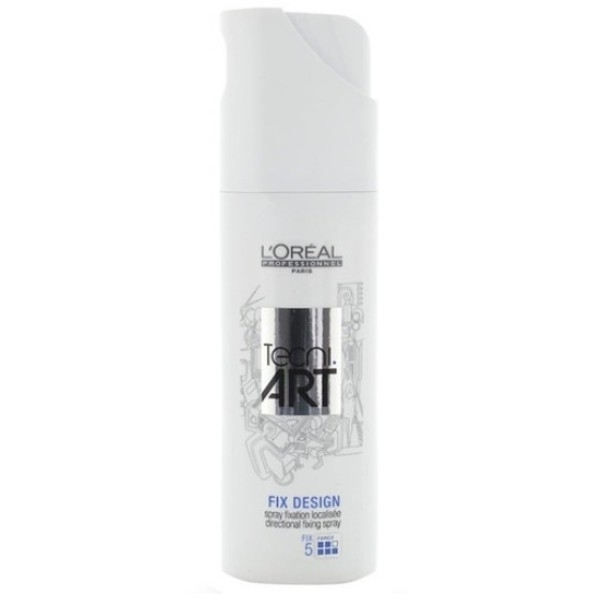 L/oreal Professionnel Tecni.art Fix Design Hair Spray 200ml (Strong Fixation)