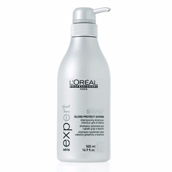 Loreal Professionnel Serie Expert Silver - Gloss Shampoo 500ml