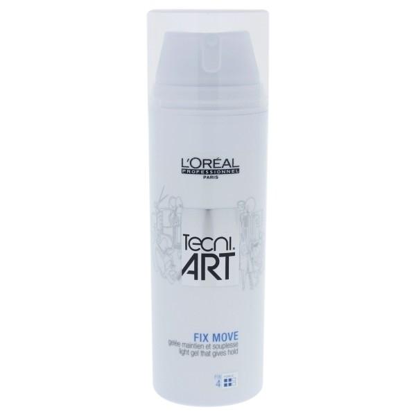 L/oreal Professionnel Tecni.art Fix Move Hair Gel 150ml (Strong Fixation)