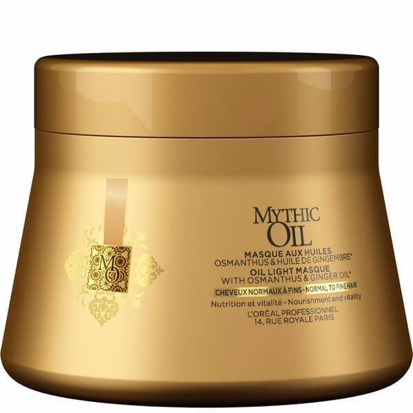 L/oreal Professionnel Mythic Oil Hair Mask 200ml (Fine Hair)