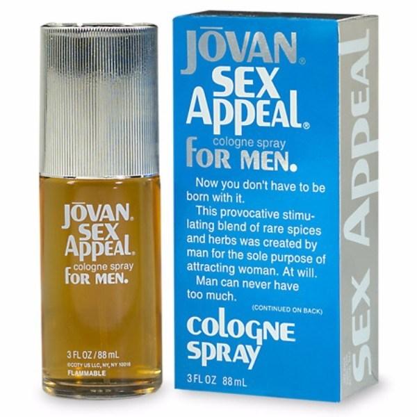 Jovan Sex Appeal Cologne 88ml