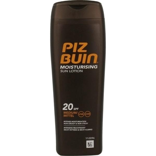 Piz Buin In Sun Sun Body Lotion 200ml Spf20
