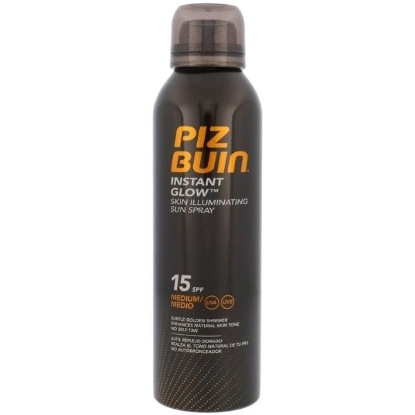 Pizbuin Instant Glow Sun Spray 150ml SPF15