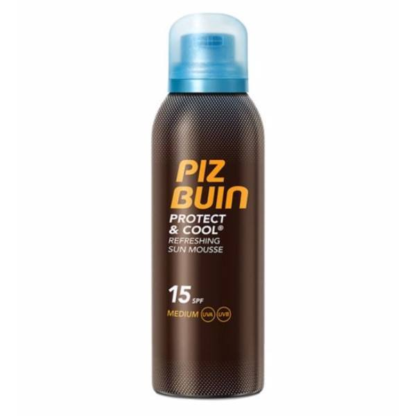 Piz Buin Protect & Cool Sun Body Lotion 150ml Waterproof Spf15 oμορφια   αντηλιακή προστασία   αντηλιακά σώμα πρόσωπο   αντηλιακά
