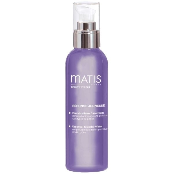 Matis Reponse Jeunesse Essential Micellar Water Cleansing Water 200ml (All Skin Types)