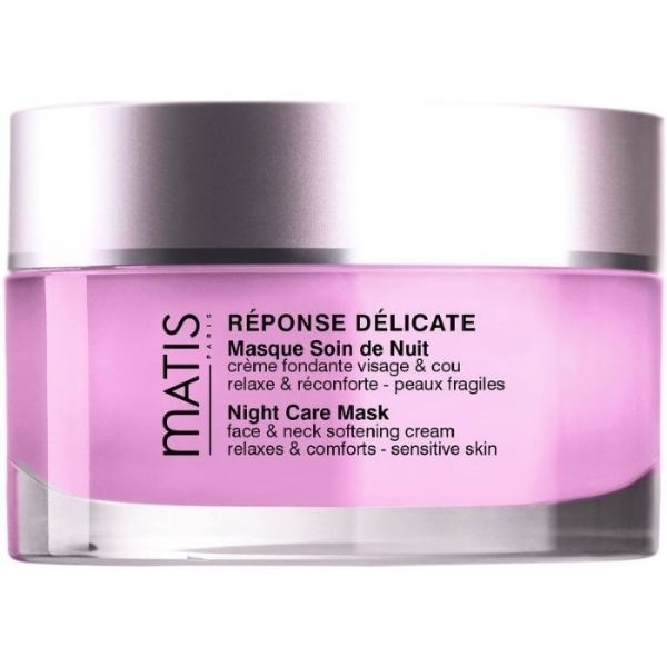Matis Reponse Delicate Face Mask 50ml (Dry - For All Ages)