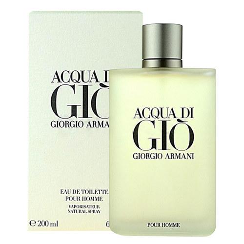 Giorgio Armani Acqua Di Gio Pour Homme Eau De Toilette 200ml