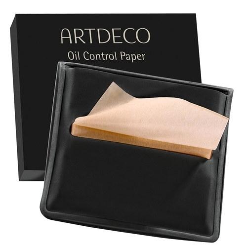 ARTDECO Oil Control Paper papierki matujace 100szt oμορφια   μακιγιάζ   προϊόντα νυχιών   αξεσουάρ νυχιών
