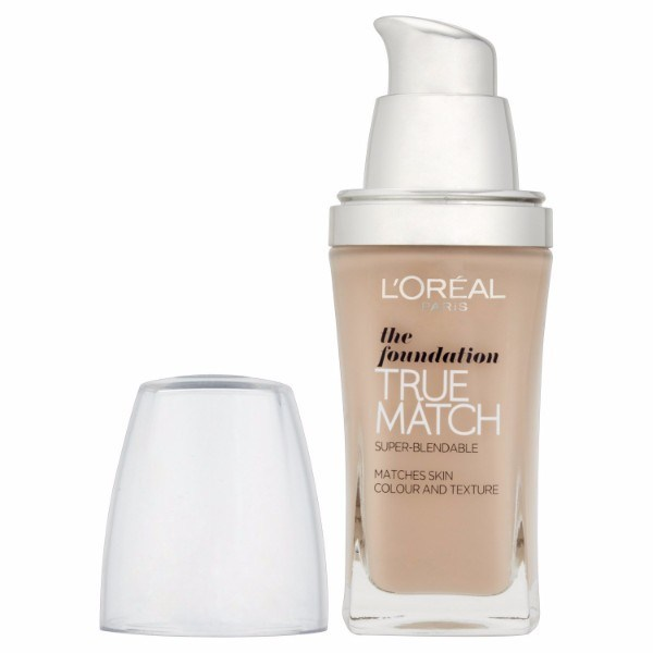 Loreal True Match Liquid 30ml C1 Rose Ivory