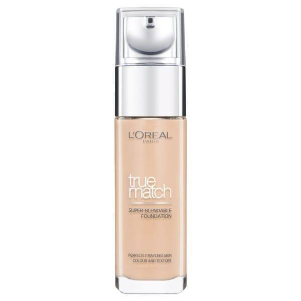 Loreal Paris True Match Super Blendable Foundation 30ml N5 Sand