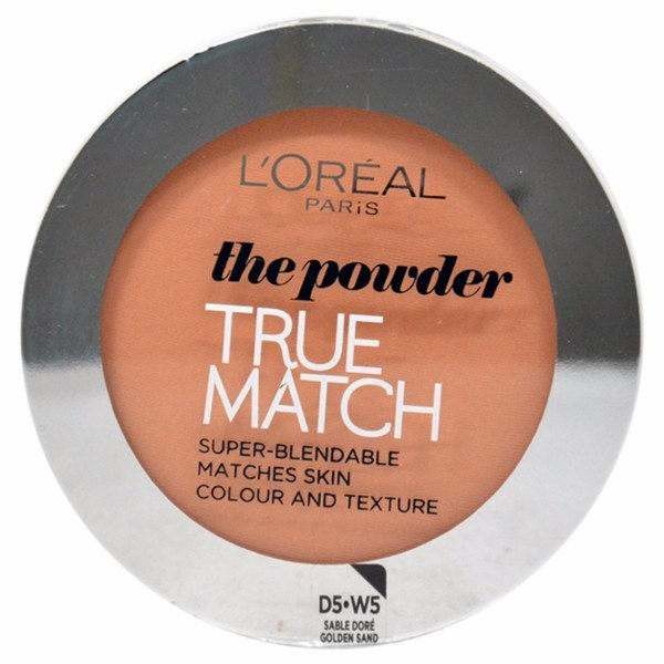 L'OREAL True Match Powder W5 9g