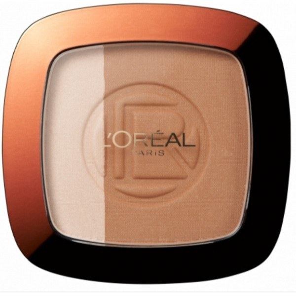 L'OREAL Glam Bronze 101 Blonde Harmony 9g