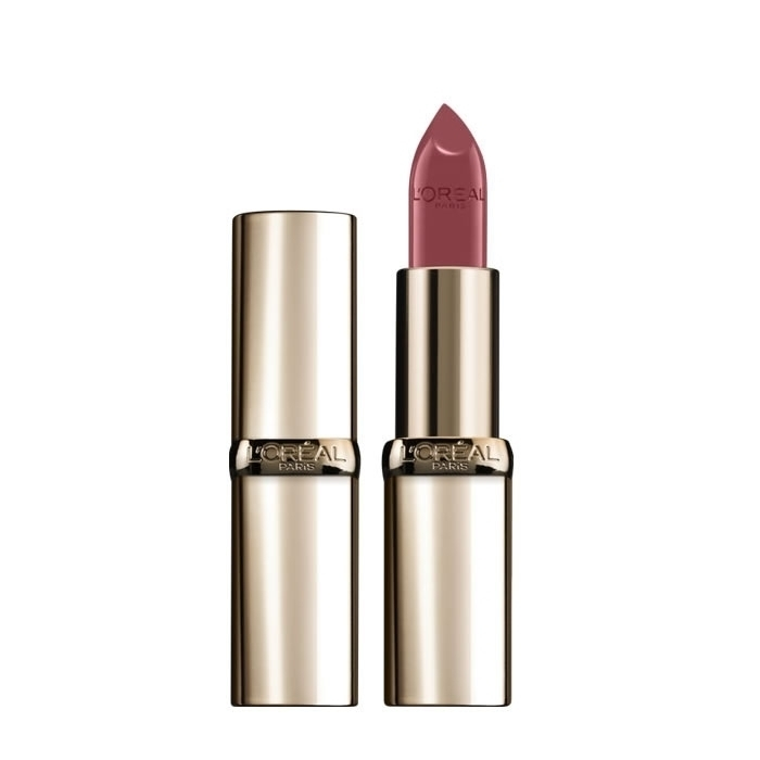 Loreal-Make Up Color Riche Lipstick 630 Beige A Nu
