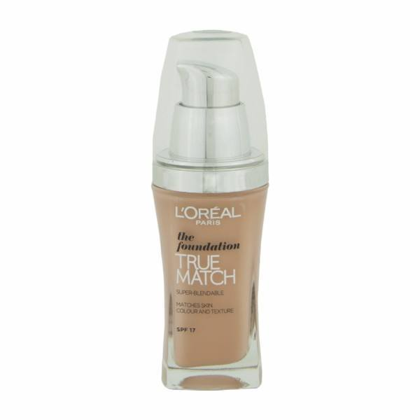 L'OREAL True Match Foundation New D5-W5 Golden Sand 30ml