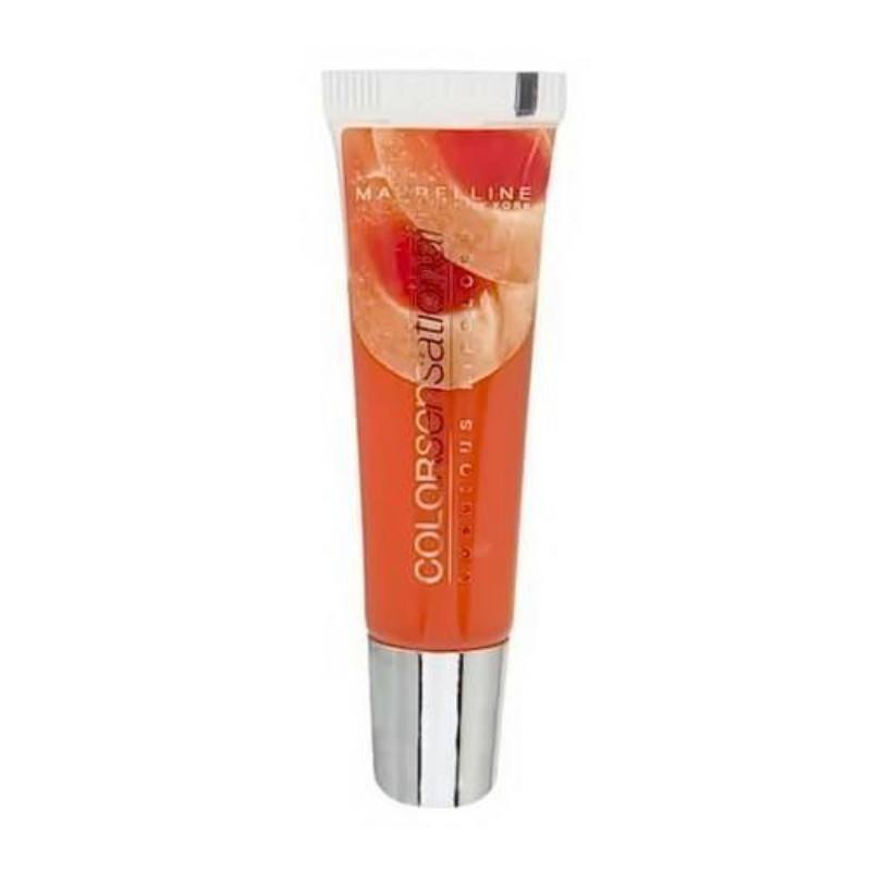 Maybelline Color Sensational Lip Gloss 11,3ml 410 Peach Sorbet