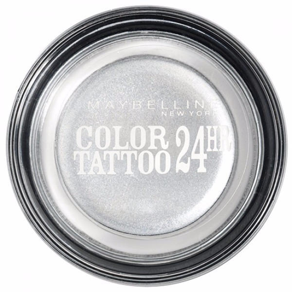 Maybelline Color Tattoo 24h Eye Shadow 4gr 50 Eternal Silver