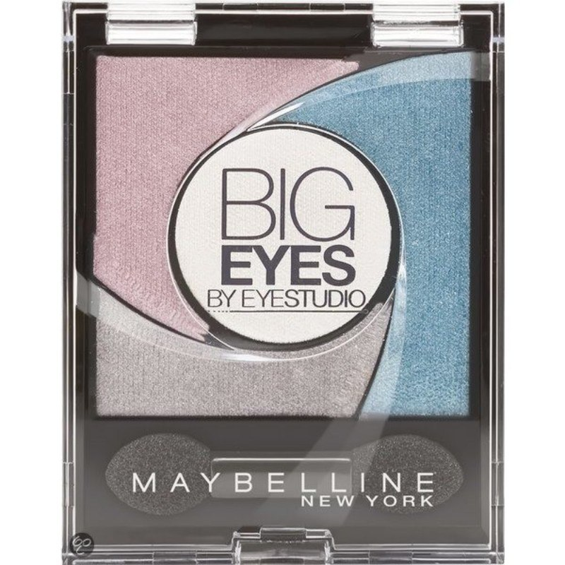Maybelline Big Eyes Eyeshadow 5,37gr 03 Luminous Turquoise