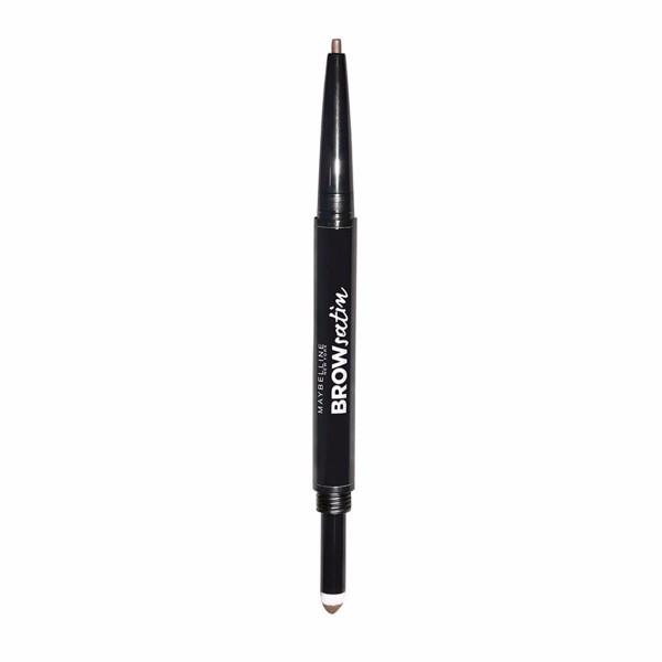 MAYBELLINE Brow Satin Duo Pencil Dark Blond oμορφια   μακιγιάζ   μακιγιάζ ματιών   μολύβια φρυδιών