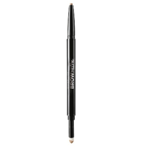 MAYBELLINE Brow Satin Duo Pencil Medium Brown