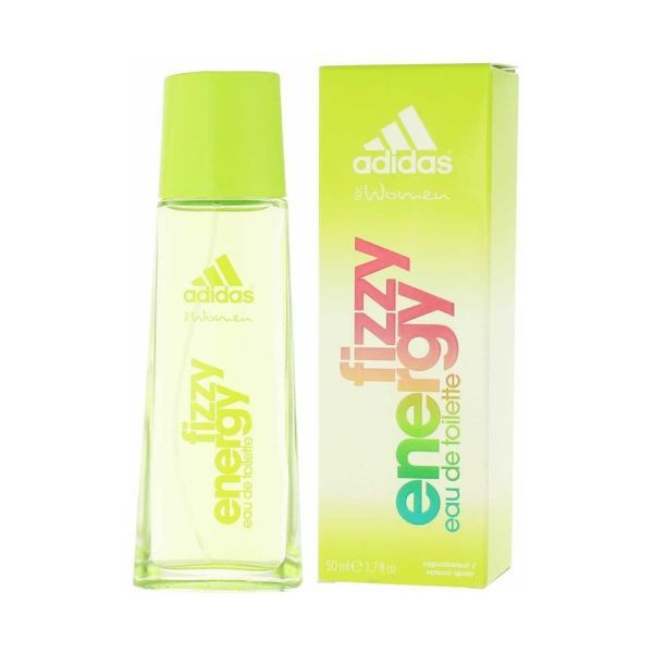 Adidas Fizzy Energy Eau De Toilette 50ml
